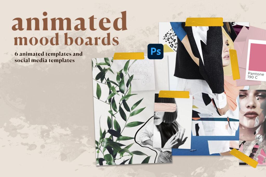 Animated+Mood+Boards 1